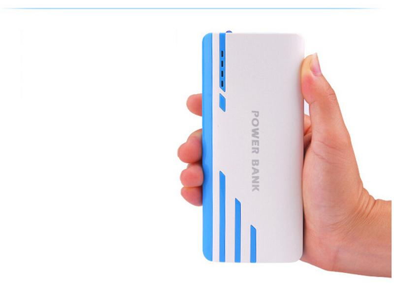 New Style Romoss 20000mAh Power Bank 3USB External Battery With LED Portable Power Banks Charger For iPhone 6s Samsung s6 Android Phones