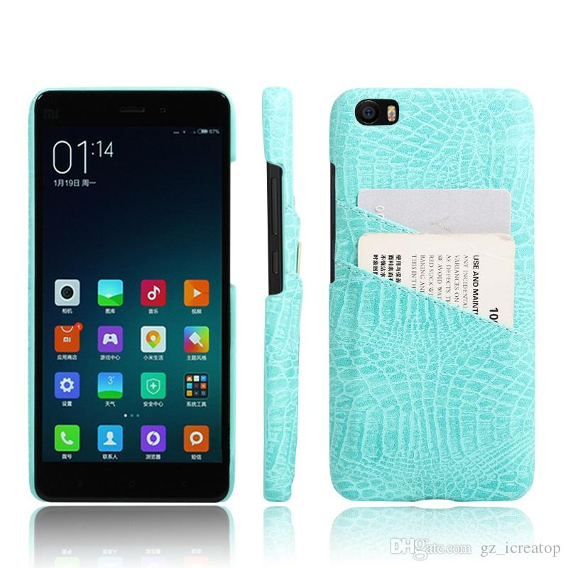 New Stylish Accessories Business Card Case For Xiaomi Note Smart ...