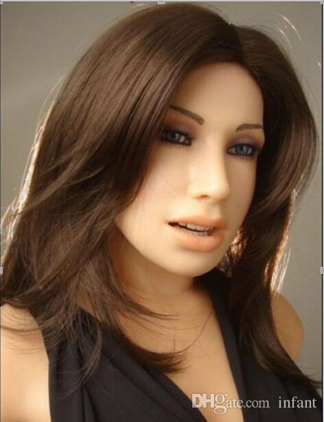 Geen verzendkosten! Mannequin Sex Doll. 2018 nieuwe solide siliconen sekspop, seksspeeltje, a