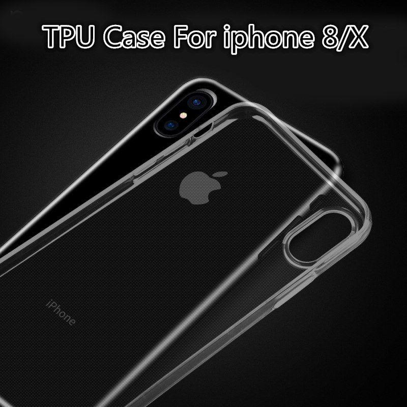 641025711ea Carcasas De Moviles Personalizadas Estuche Para Iphone 8 X 7 6 6 S Plus  Funda Samsung Crystal 7 S7 S7 Edge Carcasa De Gel De Cristal Carcasa De TPU  Suave ...