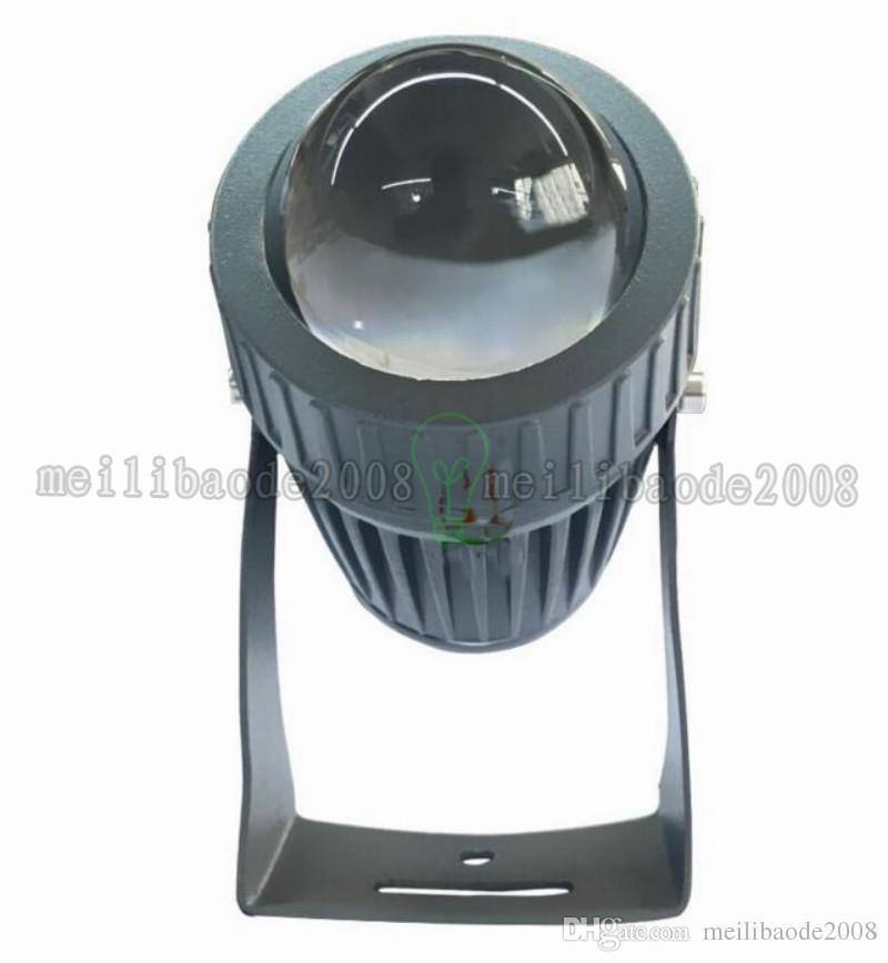 Étroit point concentré angle étanche spot extérieur LED Lampes à gazon 10W 30W spot LED LIVRAISON GRATUITE MYY