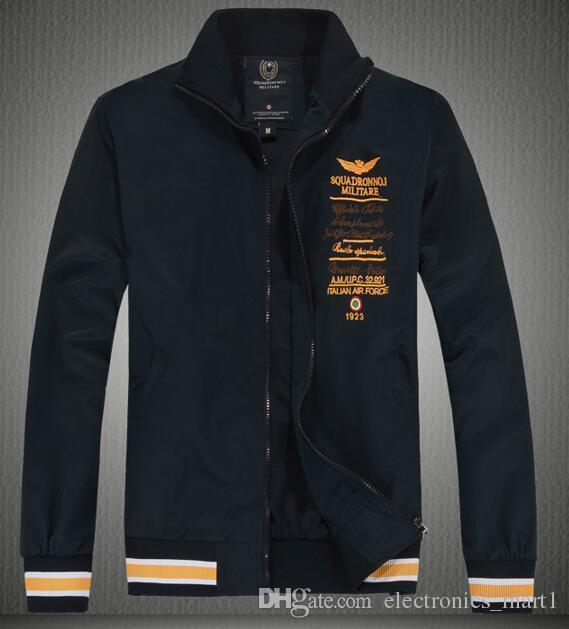 7a666c57c7 Compre Special Italia Milano Mens Jaquetas Aeronautica Militare ...