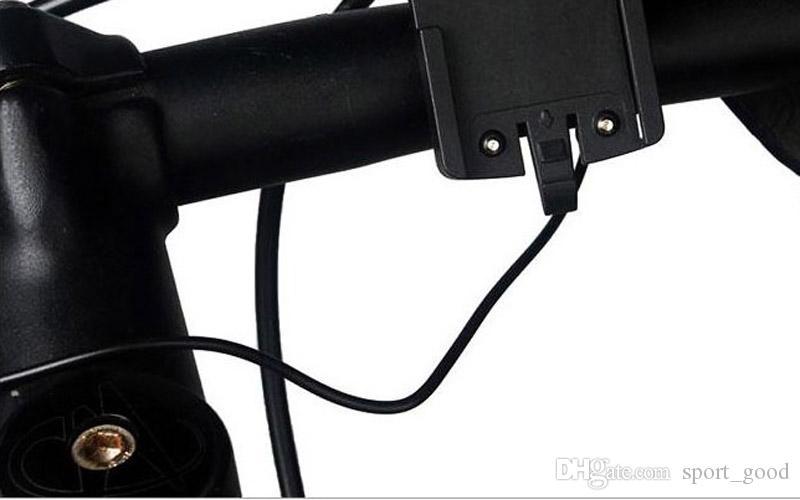 Ücretsiz Kargo Açık Su Geçirmez Dağ Bisiklet Sürme Bisiklet Kilometre Bisiklet Bilgisayar Kilometre Sayacı Kilometre Kronometre Bisikle ...