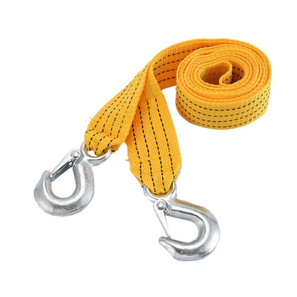 Compre 2.8m 3tons Cuerda De Remolque De Cable De Remolque Cuerda De ...