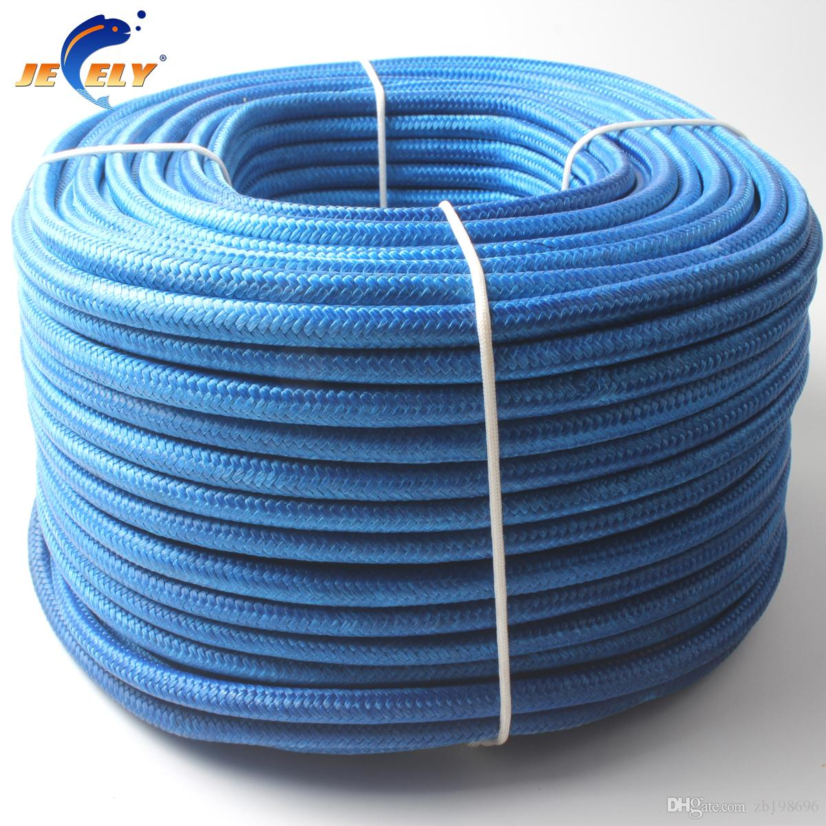 500M 1.4mm Spectra Towing Winch Rope Polyester Sleeve 16/24/32 ...