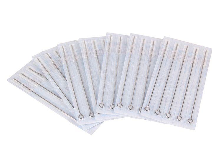 9RS 일회용 멸균 문신 바늘 9 개 라운드 ShadersFor 문신 총 키트 잉크 그립 문신 공급
