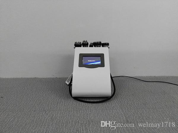 6 in 1 newest laser lipolysis 40k cavitation slimming machine ultrasonic cavitation