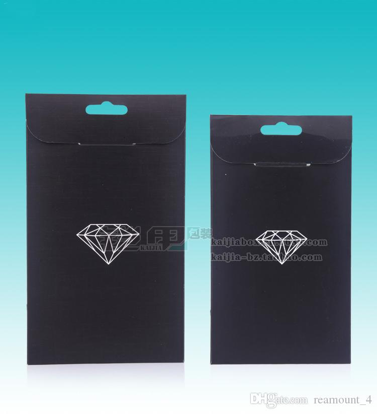 Wholesale Retail Gift Box for Mobile Phone Case for iPhone 7 7 Plus phone Case for LG G6 V20 Paper Packaging