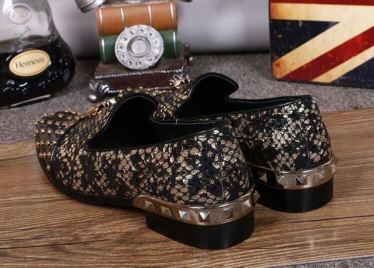 Neue Empfehlung Männer Italienische Lederschuhe Sapato Masculino Couro Leder Müßiggänger Männer Luxus Klassische Männer Schuhe
