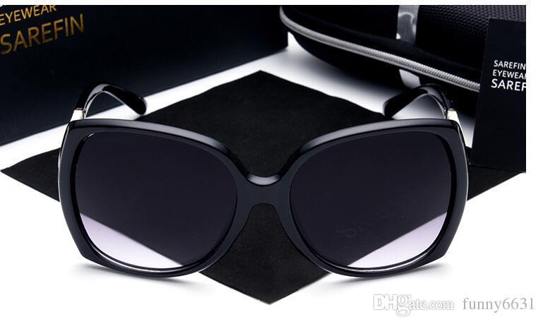 Señoras de la marca de verano uv400 Moda mujer Ciclismo gafas Clásico deporte al aire libre Gafas de sol Eyewear GIRL Beach Sun Glass envío gratis