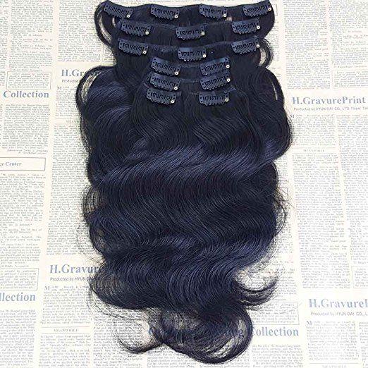 Body Wave Clip en Hair/ 100g 14