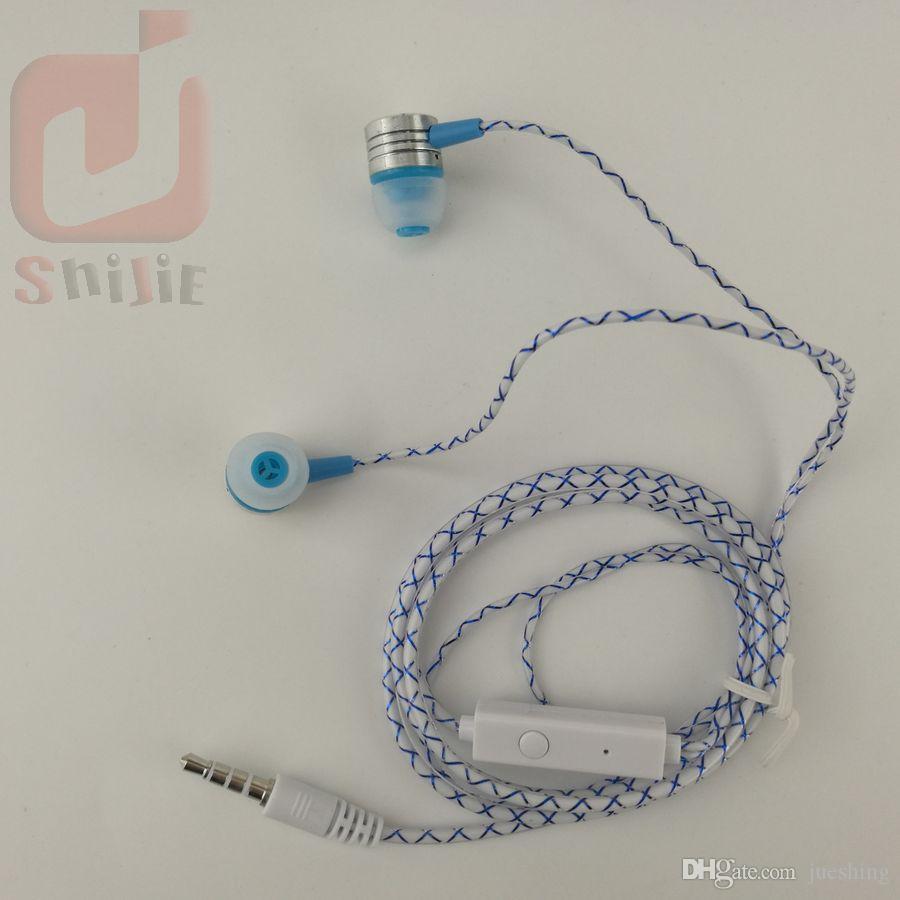 Паутина сетчатые тонкие линии наушники с микрофоном металлическая головка наушник шумоподавления наушники с микрофоном 6 цвет 300ps / лот