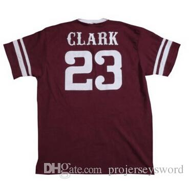 new concept bf1c8 f7700 23 Will Clark Mississippi State Jersey Red All Stitched Custom Baseball  Jerseys Any Name & Number Free Shipping