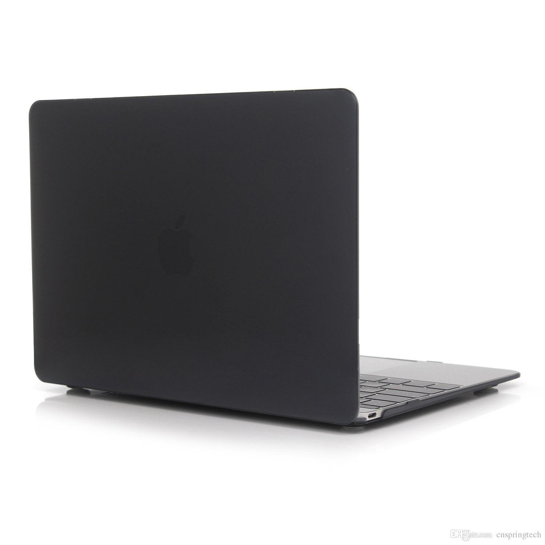 MacBook 11.6 12 13.3 15.4 Air Pro Retina Touch Bar Custodia protettiva in plastica trasparente Custodia Completa Spedizione gratuita con pacchetto opp