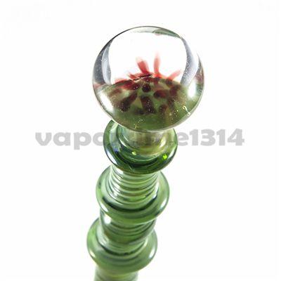 Verre Dabber verre Carb Cap Flower Bowl Fashion Style Smoking Dabble outil pour Domeless Quartz Banger Nail Cig Dab Rig 571