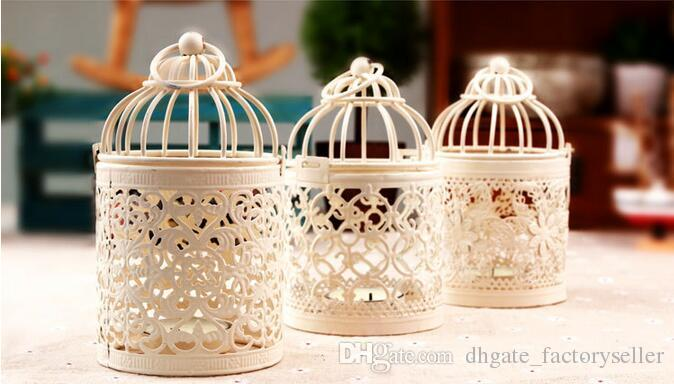 wedding ideas candles bird cage decoration candle holders bird cage wedding 28080