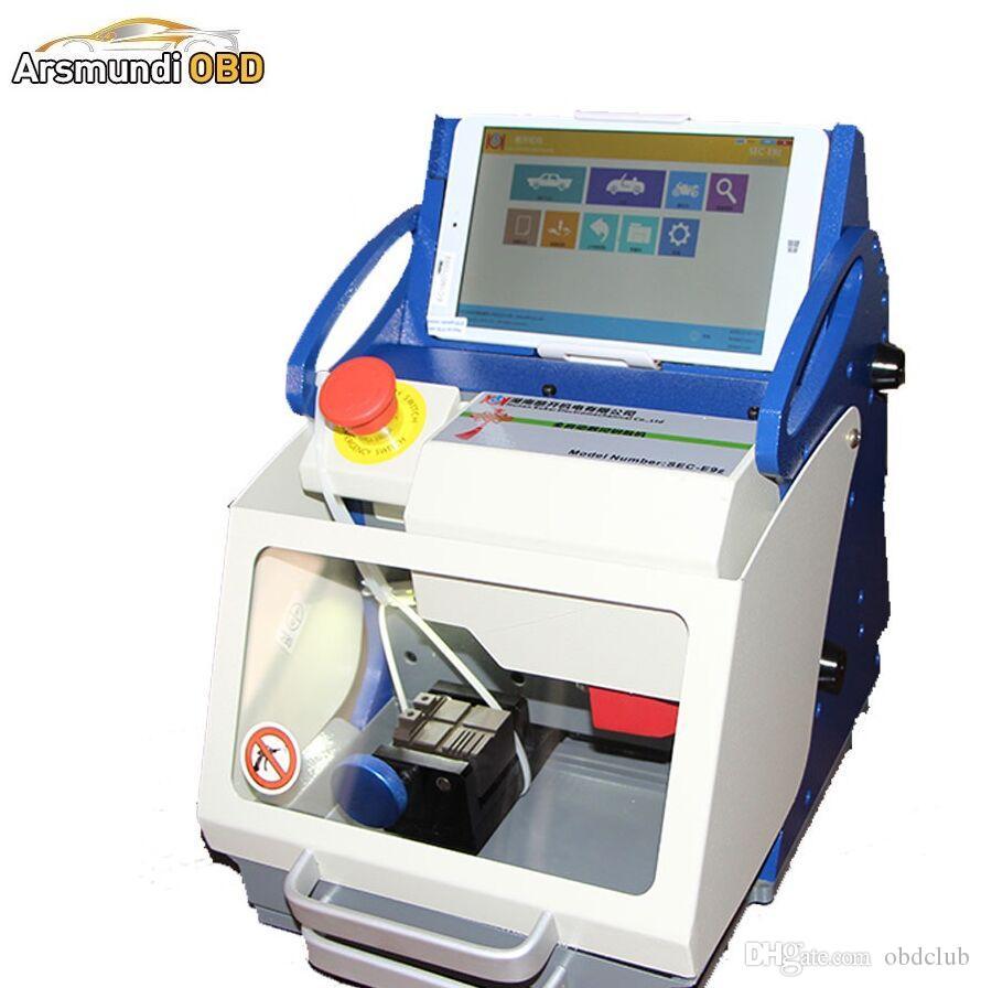 100 Original Used Key Cutting Machine Miracle Sec E9z Free