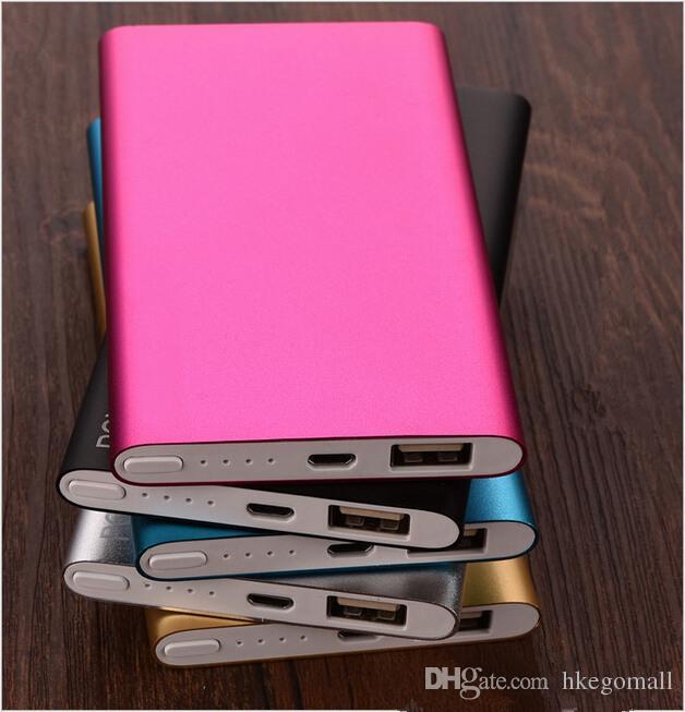 Caricatore portatile all'ingrosso della batteria di potere del caricatore portatile all'ingrosso della fabbrica USB di potere del caricatore del telefono all'ingrosso tutto il telefono