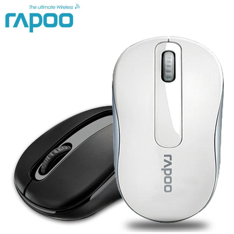 04f52c20852 2019 Wholesale Original Rapoo M10 2.4G Mini Optical Wireless Mouse Reliable  1000DPI Mice Nano USB Receiver Mouse For Computer Laptop Desktop From  Annibi, ...