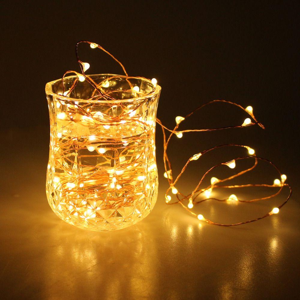 Cheap Wholesale Led Christmas Light 2m 20 Leds Battery Operated ...