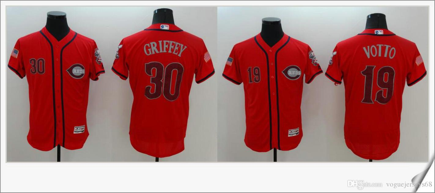 new arrival d32fe fa045 30 ken griffey jersey for sale