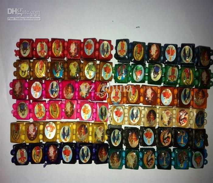 좋은 나무 예수님 팔찌 종교 나무 손 장식 보석 영국 스트레치 묵주 팔찌 팔찌 잃는 돈 무료 배송
