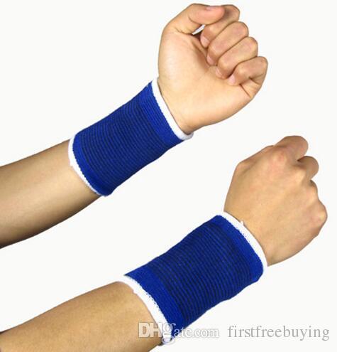 e / Exercice Sport Basketball Poignet Bande Soutien Brace Wraps Sangle Garde de Sécurité Protecteur Bracelet Bandage Sweatbands