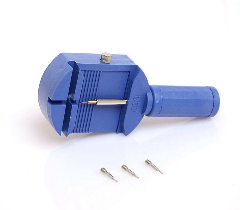 Cinturino cinturino Bracciale Pin Regolatore Link Strumento di riparazione Strumenti di riparazione blu