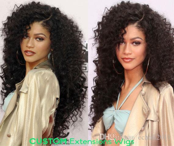 Brezilyalı Derin Wave360 Dantel Frontal Peruk 250% Yüksek Yoğunluklu Tutkalsız Ön İnsan Saç HD Siyah Kadınlar Için Şeffaf Su Kıvırcık Tam Doğal Peruk Diva1