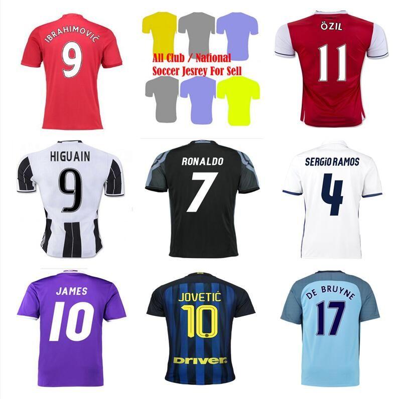 17decde66ad ... switzerland 2017 plus 4xl 2016 2017 2018 real madrid soccer jerseys 16  17 18 ronaldo ozil