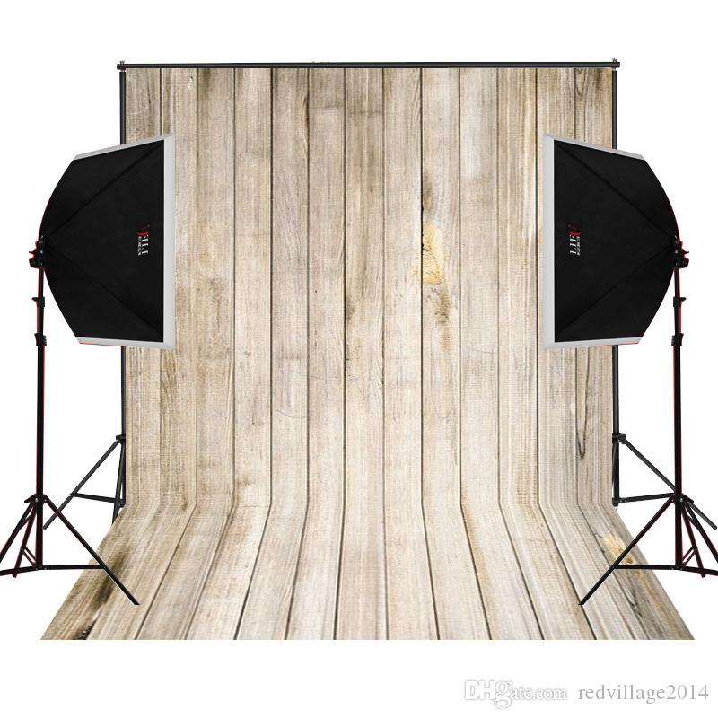 custom cream gray wood photo background for baby newborn studio props camera fotografica digital cloth vinyl photography backdrops