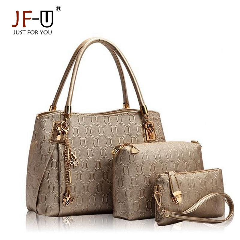 1a2b9b7373 Wholesale Luxury Handbags Women Bags Designer Female Bag Hobo Tote Set Top  Handle Shoulder Bags Handbag+Messenger Bag+Purse Sac A Main Evening Bags  Handbag ...