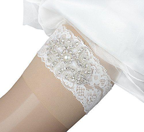 Set Bridal Garters Sexy Lace Wedding Garter Belt Bridal Garter ... 3f06fd2cca3b