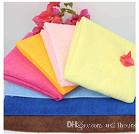 Microfibre Cleaning Auto Car Detailing Soft Cloths Wash Towel Duster household cleaning tools organization gift
