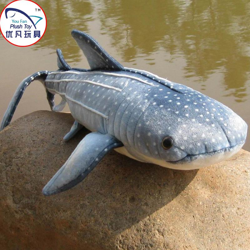 2019 Wholesale 2016 New 73 Whale Shark Stuffed Toy Plush Sea Animal