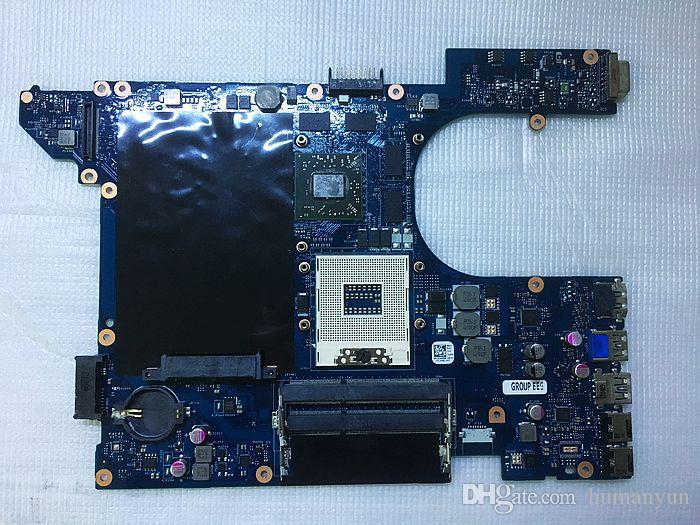 original for Dell Inspiron 7520 laptop DNMM8 0DNMM8 QCL00 LA-8241P HM77  Non-integrated motherboard ,fully tested