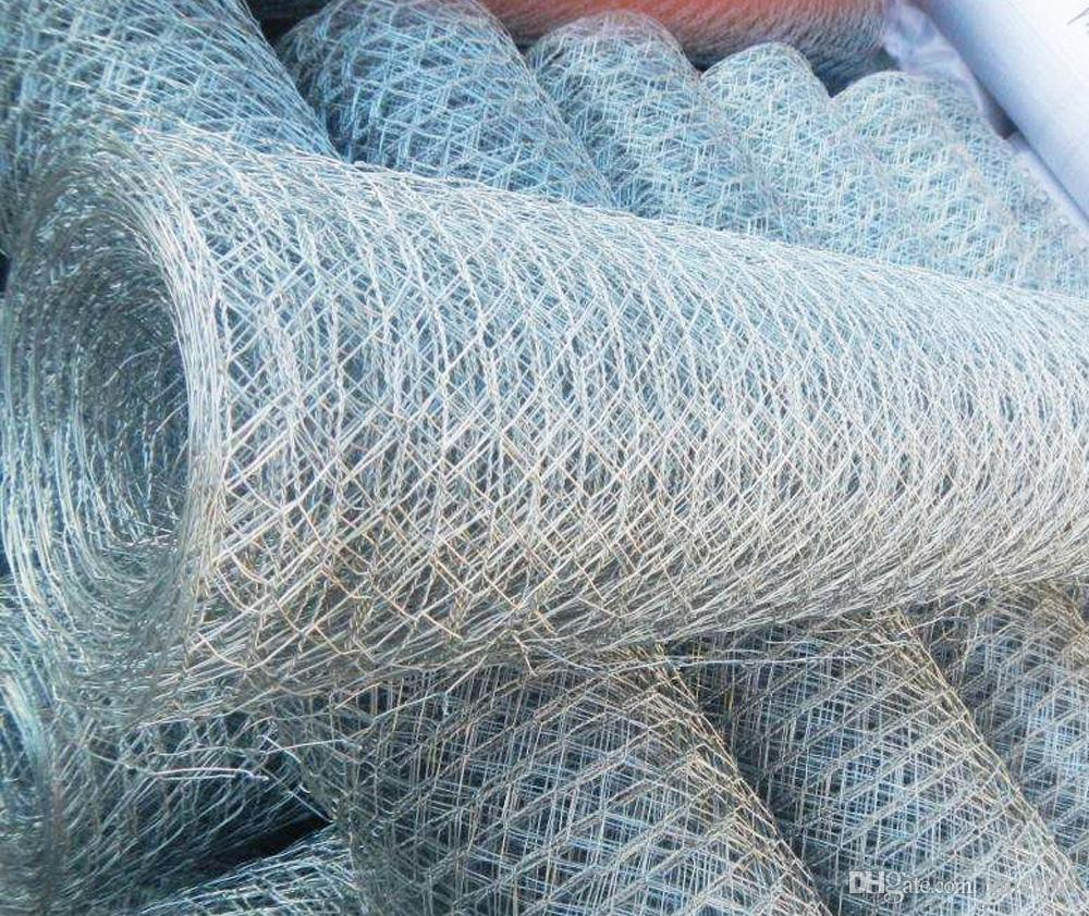 2018 Supplier 50m Roll High Quality Wire Netting Galvanized Wire ...