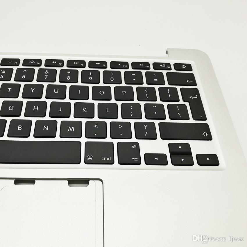 New For Macbook Pro 13'' A1502 Retina UK EU Topcase Palmrest with keyboard no trackpad 2013 2014