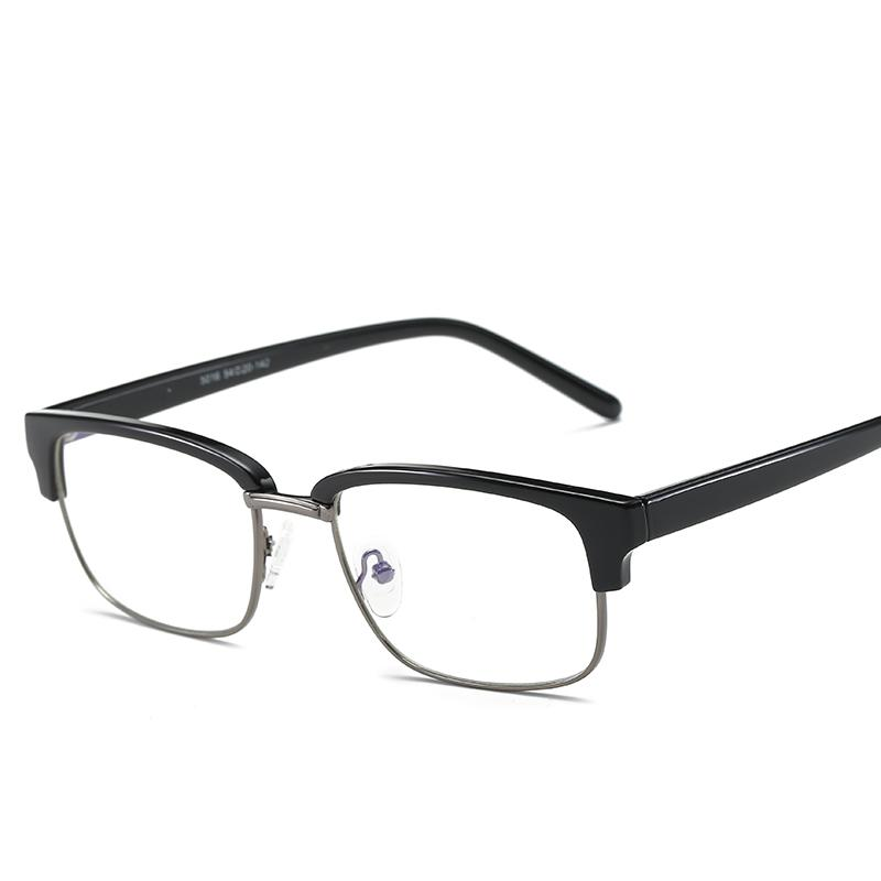 efa1586e3fa Wholesale- Brand TR90 Anti Blue Ray Clear Lens Fake Glasses ...