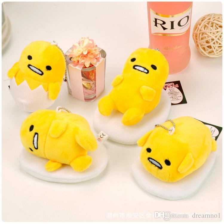 dddc374a6ad Lazy Egg Gudetama Doll Plush Toy Plush Keychain Gift Kawaii Pendant  Wholesale Online with  3.12 Piece on Dreamno1 s Store