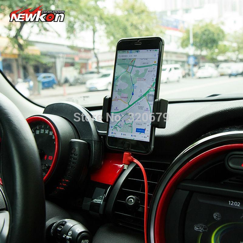 Wholesale Mini Cooper Phone Holder Car Mobile Phone Tablet Mount ...