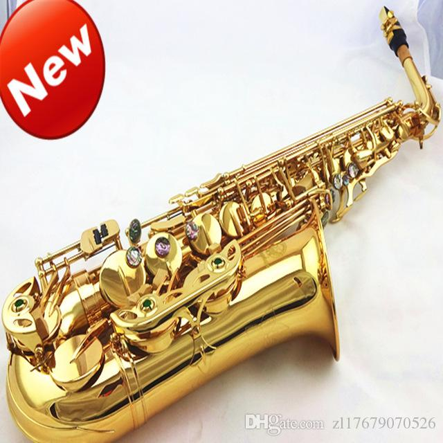 the new e flat alto saxophone xinghai double reinforcement musical rh dhgate com