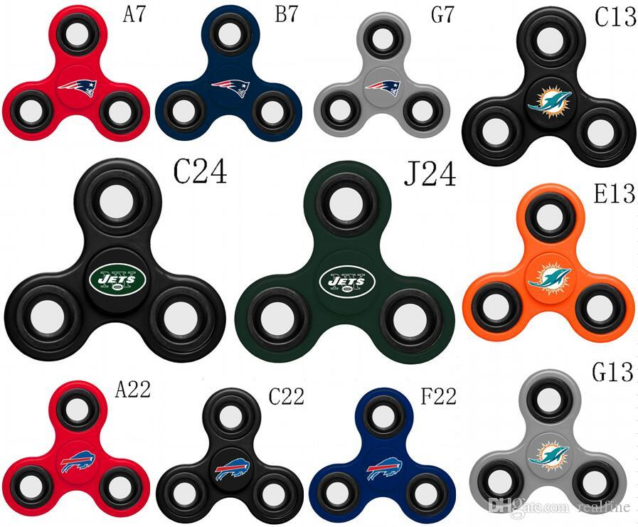 New Arrival Fid Spinners Afc North Sports Teams Finger Toys For