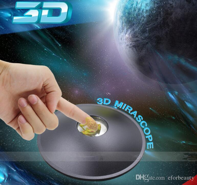 2018 1 X 3d Mirascope Hologram Chamber
