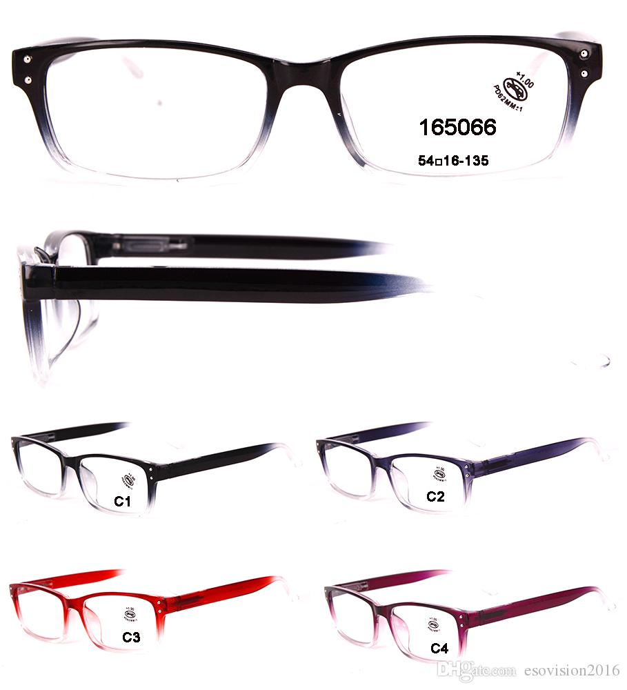 7ed4b45fafcd Wholesale Fashion Plastic Read Glasses for Women And Man Cheap Quick ...