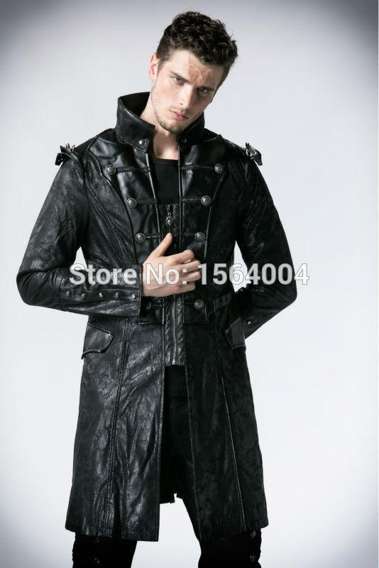 Neo Futuristic Mens Fashion