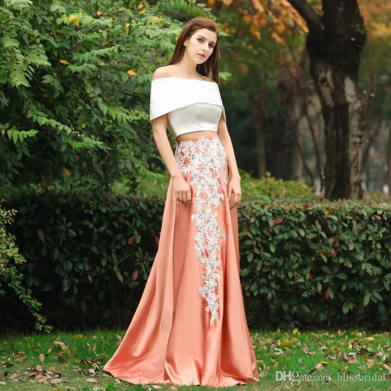 Applique Long Formal Satin Skirt For Women Exquisite Invisible Vintage Maxi Skirts Custom Made 100% Real Image Floor Length Fashion Skirt
