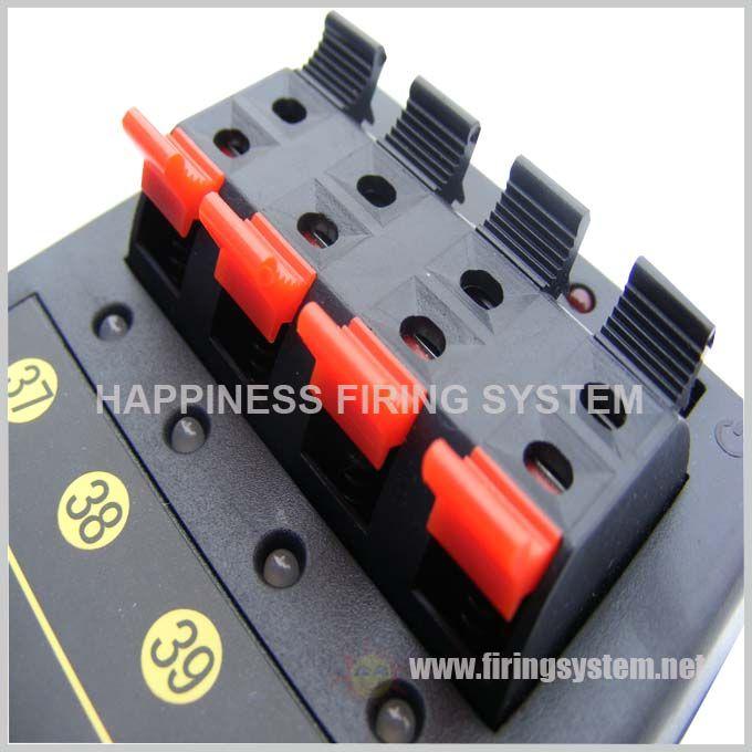 24 channels, 150M Wireless Remote Control Fireworks Firing System DB04r-24