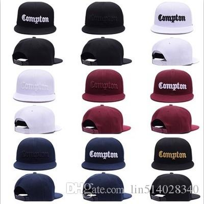008869daf SSUR compton Snapback hats starter compton men s and women exclusive  adjustable baseball caps ,hiphop bboy street dancer cap.