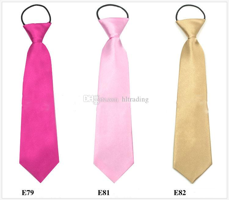 Хэллоуин дети галстуки хлопок мода конфеты цвета галстук партии одеваются дети шеи галстук 14 цветов 28 * 7 см C2620